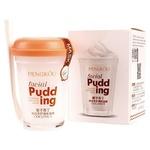 Увлажняющая маска для лица с кокосом Mengkou Facial Pudding, 100 гр