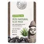 Увлажняющая маска с алоэ вера Welcos Jeju Natural Aloe, 20 мл