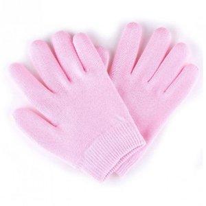 Увлажняющие гелевые перчатки с маслом винограда, жожоба и лаванды