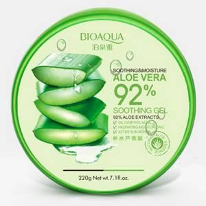 Увлажняющий гель BioAqua с натуральным соком Алоэ Вера, 220 гр