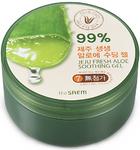 Увлажняющий гель для лица с алоэ The Saem Aloe Jeju Fresh Aloe Soothing, 300 мл