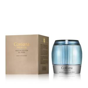 Увлажняющий гель-крем для лица Coreana Premium Moisture Solution, 50 мл