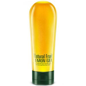Увлажняющий гель с соком лимона BioAqua Natural Fruit Lemon Gel, 180 мл