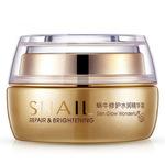 Увлажняющий крем для лица с муцином улитки BioAqua Snail Cream, 50 гр
