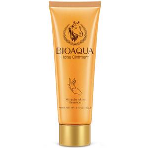 Увлажняющий крем для рук с лошадиным жиром BioAqua Horseoil, 60 гр