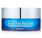 Увлажняющий крем на водной основе Deoproce Special Water Plus Cream, 100 гр