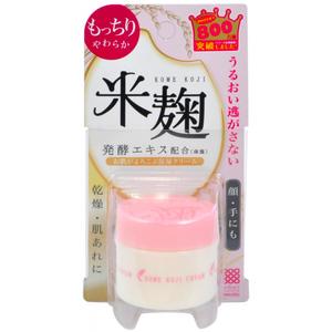 Увлажняющий крем с ферментированным рисом Meishoku Remoist, 30 гр