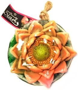 Мыло фигурное Розовый Лотос Lotos, 100 гр