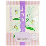 Японская соль для ванн с экстрактом лилии Max Bath Essence, 25 гр
