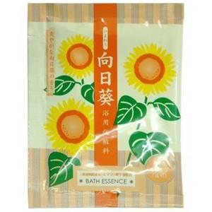 Японская соль для ванн с маслом подсолнечника Max Bath Essence, 25 гр