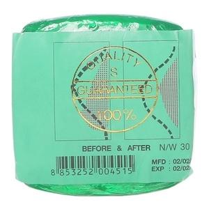 Зеленое мыло для груди USA Big M, 40 гр
