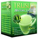 Зелёный чай Матча Латте с быстрым протеином Truslen, 160 гр