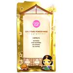 Жемчужно-золотая маска-пудра с коллагеном Cathy Doll 24K, 25 гр