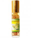 Жидкий тайский бальзам-ингалятор с лемонграссом Banna Oil Balm, 10 гр