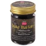 Змеиный бальзам Snake Thai Balm Banna, 200 гр