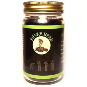 Змеиный травяной бальзам Snake Herb Balm, 200 гр