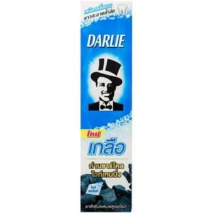 Зубная паста с бамбуковой солью Darlie Salt Charcoal Whitening Toothpaste, 140 гр