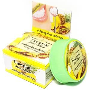 Зубная паста с экстрактом ананаса Rochjana Pineapple, 30 гр