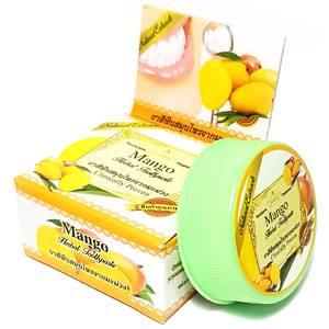 Зубная паста с экстрактом манго Rochjana Mango, 30 гр