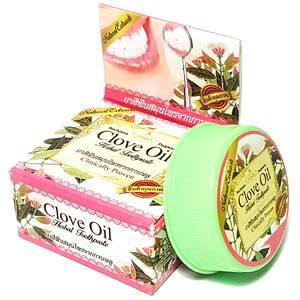Зубная паста с гвоздичным маслом Rochjana Clove Oil, 30 гр