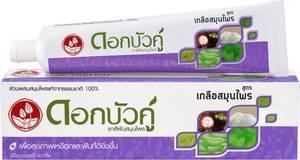 Зубная паста с травами и солью Twin Lotus Herbal Plus Salt, 90 гр